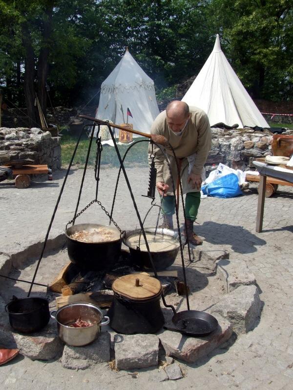 kuchnia historyczna